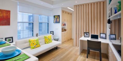 Consejos para decorar un apartamento peque o el blog de for Muebles departamento pequeno