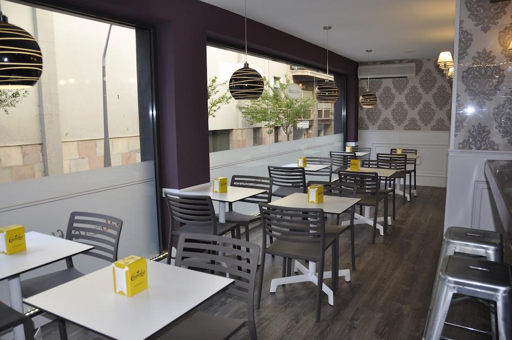 Sillas para cafeteria en el sabor a caf el blog de sillas - Muebles de cafeteria ...