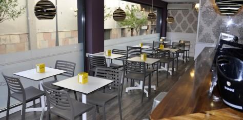 Muebles para cafeterias idea creativa della casa e dell for Mobiliario para cafes