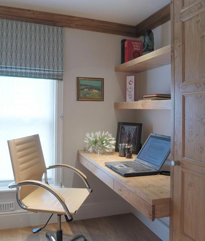 M s ideas para decorar tu oficina en casa el blog de for Diseno de oficinas en casa