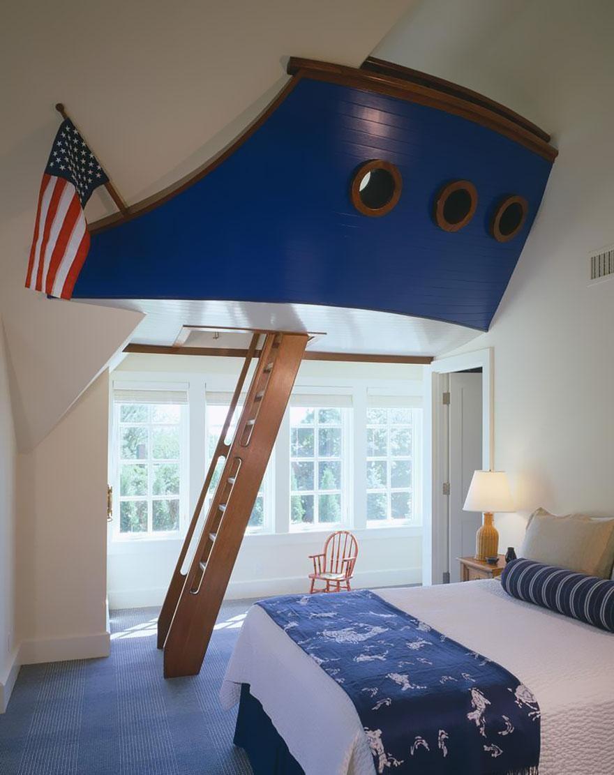 Habitaciones creativas para ni os el blog de sillas - Sillas para habitaciones ...