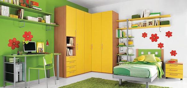 5 ideas de habitaciones de niños