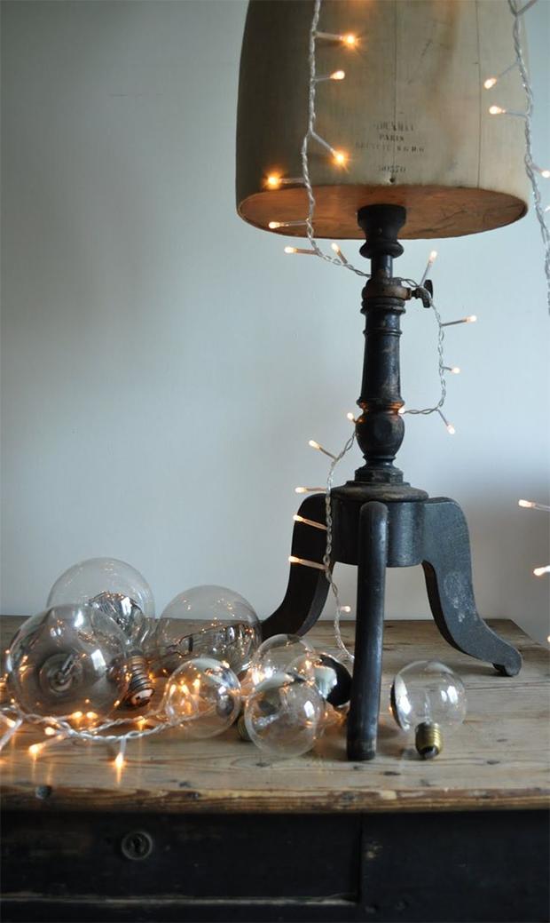 Ideas para decorar con luces de navidad el blog de sillas for Luces de navidad para exteriores