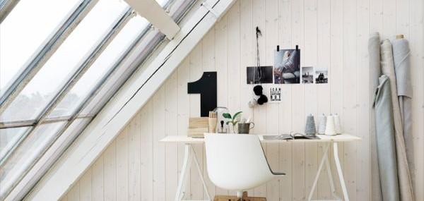10 espacios de trabajo en casa que te sorprenderán