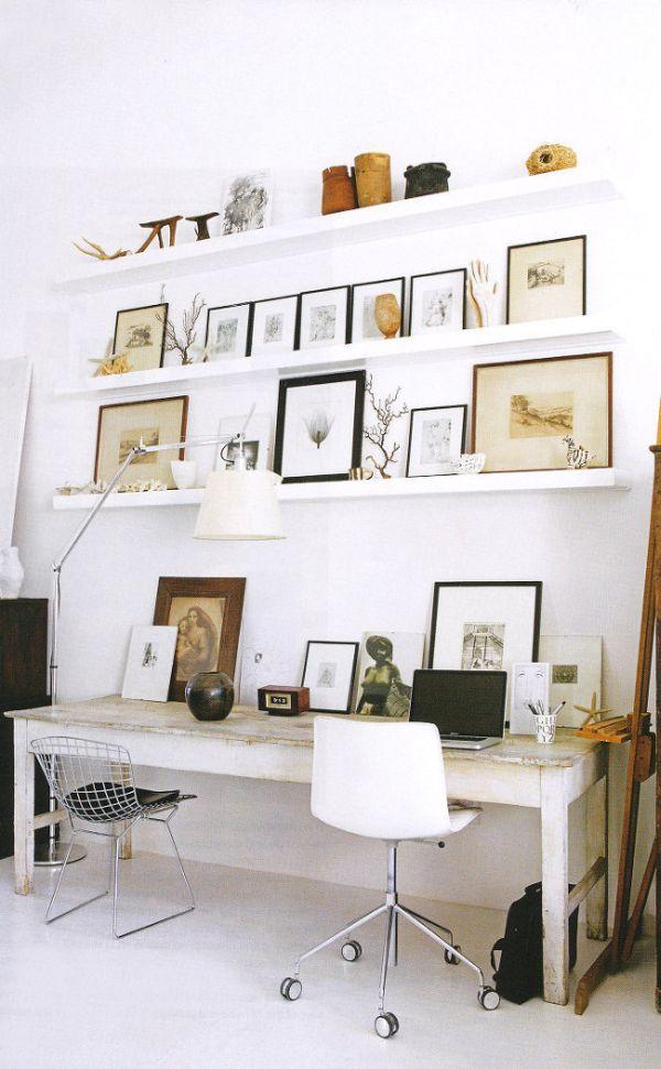 Snippet 10 espacios de trabajo en casa que te sorprender n - Trabajo y casa ...