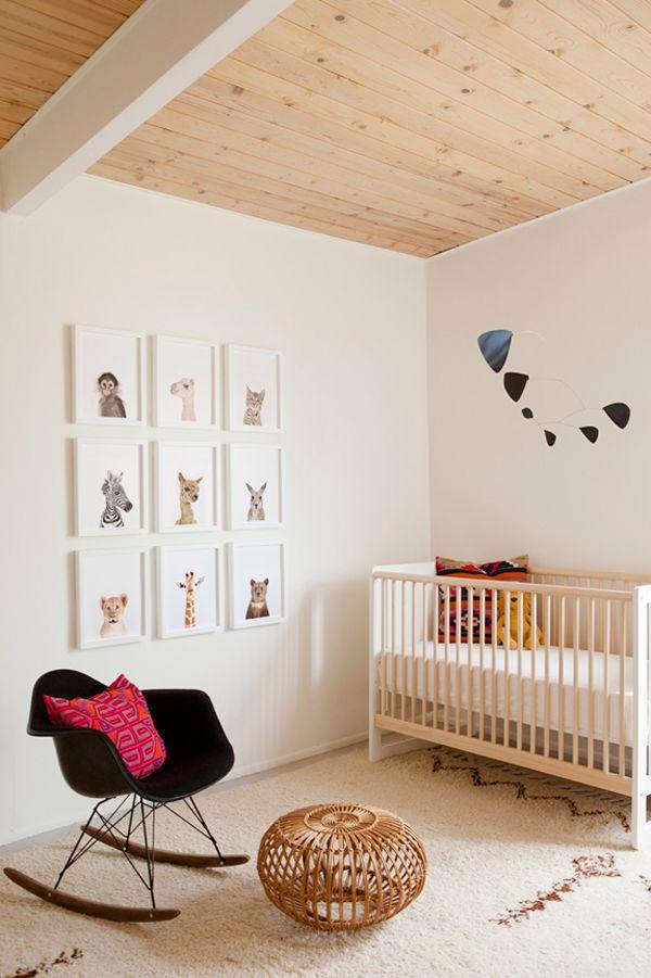 Ideas de habitaciones de beb s el blog de sillas muebles for Muebles bebe diseno
