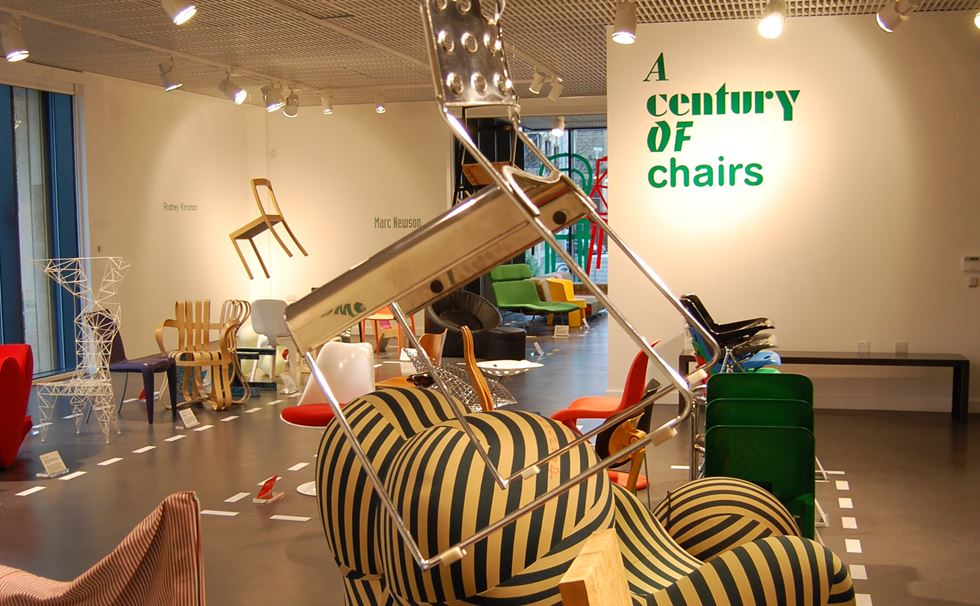 a century2 of chairs
