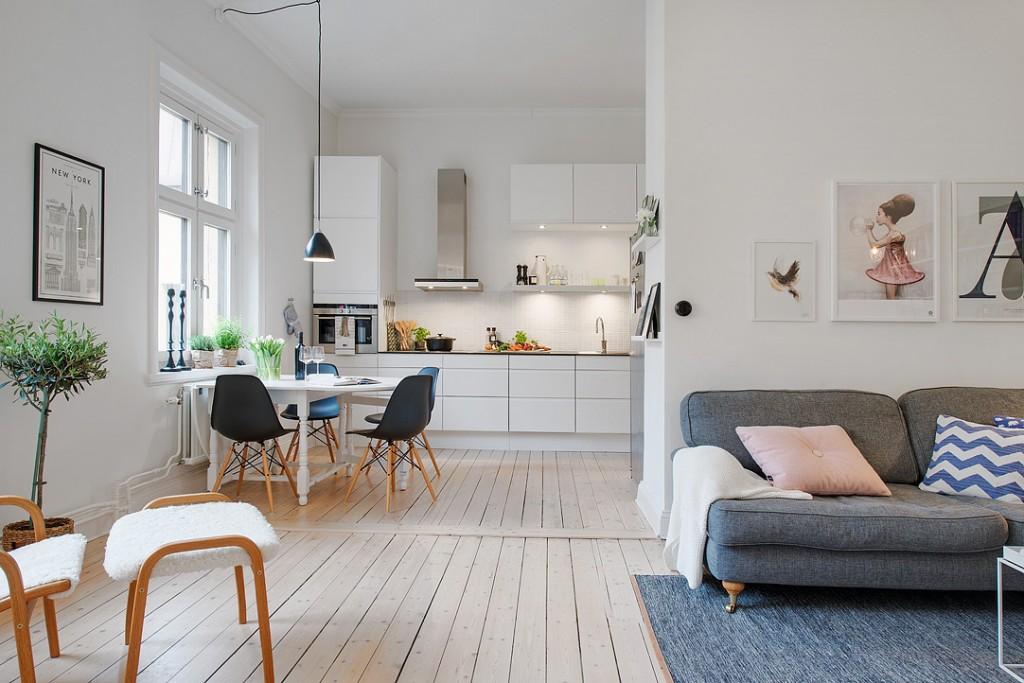 El mueble n rdico en la cocina sillas muebles el blog de - Mueble comedor nordico ...