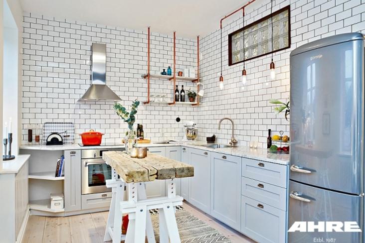 El mueble n rdico en la cocina sillas muebles el blog de for Cocina estilo nordico