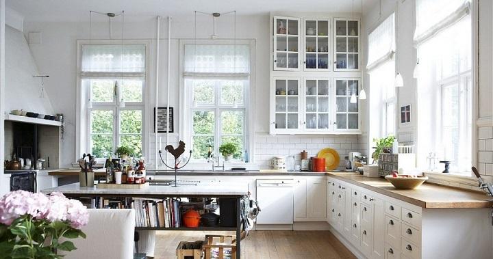 El mueble nórdico en la cocina - Sillas Muebles El blog de Sillas ...