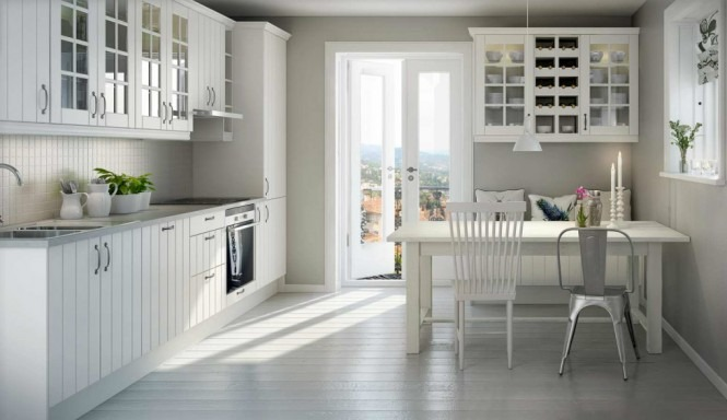 El mueble n rdico en la cocina sillas muebles el blog de for Decoracion escandinava