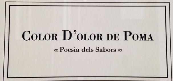 Inauguración del restaurante Color D'Olor de Poma