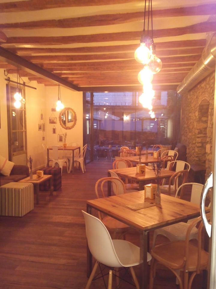 Pati Gormand Café astelería