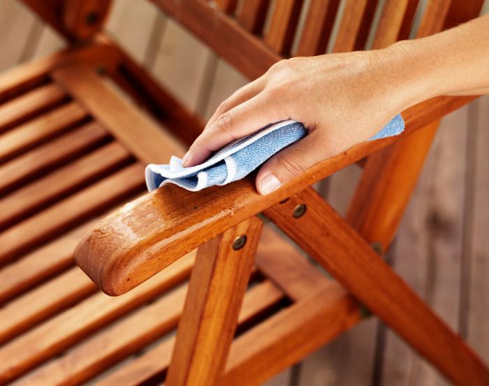 Larga vida a los muebles de exterior de madera el blog - Muebles de madera de diseno ...
