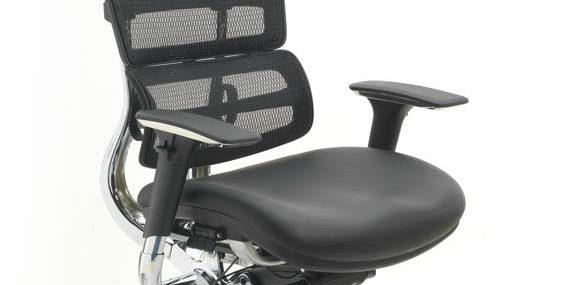 ¿ Sales cada día del trabajo con dolor de espalda ? Tu cuerpo necesita una silla ergonómica