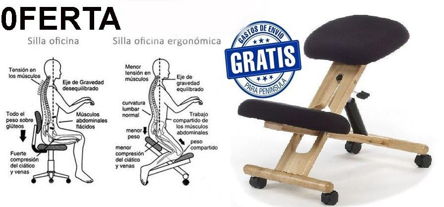 silla ergonómica Flip